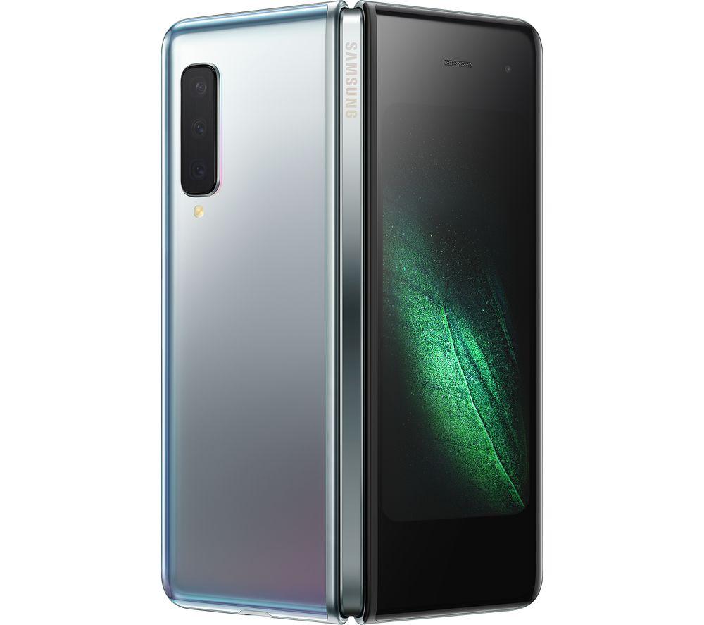 SAMSUNG Galaxy Fold - 512 GB, Space Silver