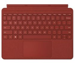 Surface Go 2 Typecover - Poppy Red