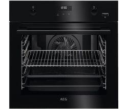SteamBake BPE556220B Electric Oven - Black
