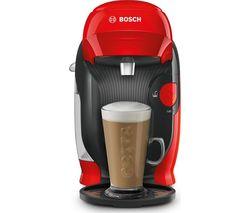 TASSIMO by Bosch Style TAS1103GB Coffee Machine - Red