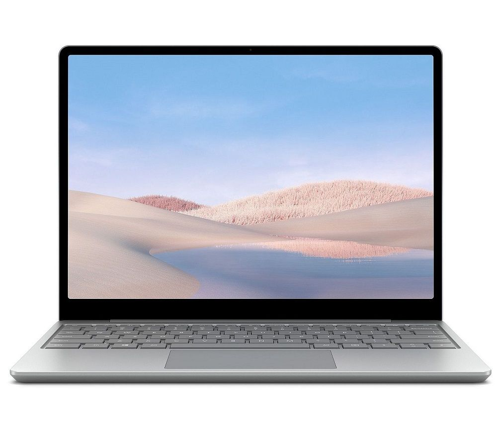 "Image of MICROSOFT 12.5"" Surface Laptop Go - Intel®Core™ i5, 64 GB eMMC, Platinum"