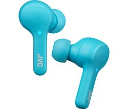 Gumy HA-A7T-A-U Wireless Bluetooth Earphones - Blue