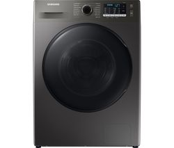 Series 5 ecobubble WD90TA046BX/EU 9 kg Washer Dryer  - Graphite