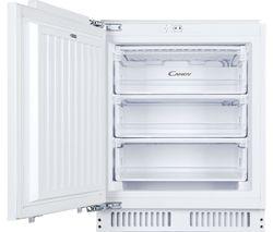 CFU 135 NEK/N Integrated Undercounter Freezer - Fixed Hinge
