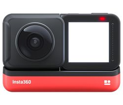 One R Twin Lens 5.7K UHD Action Camera - Black