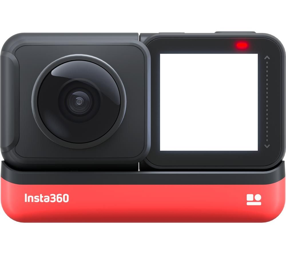 INSTA360 One R Twin Lens 5.7K UHD Action Camera - Black