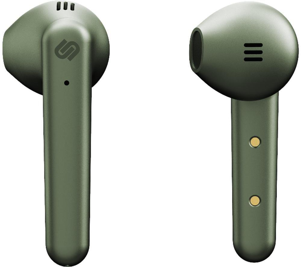 URBANISTA Stockholm Plus Wireless Bluetooth Earphones - Olive Green