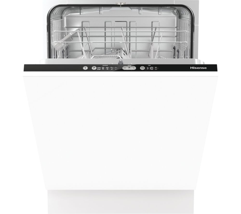 HISENSE HV651D60UK Full-size Fully Integrated Dishwasher