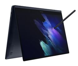 "Galaxy Book Pro 360 15.6"" 2 in 1 Laptop - Intel® Core™ i7, 512 GB SSD, Mystic Navy"