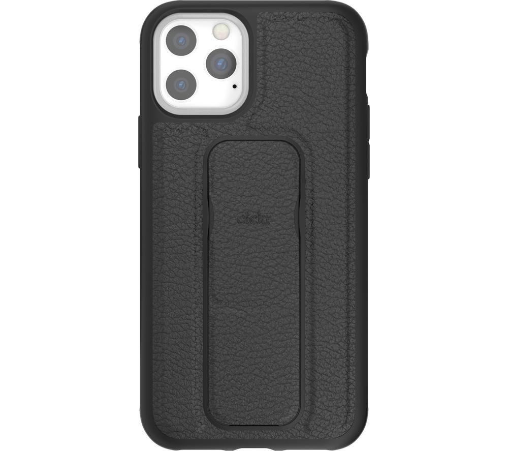 CLCKR Saffiano iPhone 11 Pro Case - Black