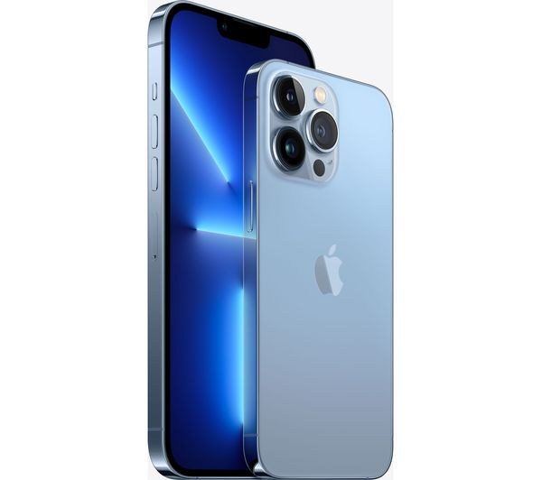 Apple iPhone 13 Pro Max - 1 TB, Sierra Blue 7