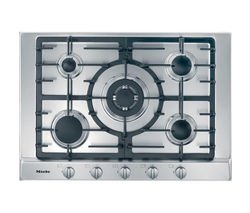 KM2032 Gas Hob - Stainless Steel