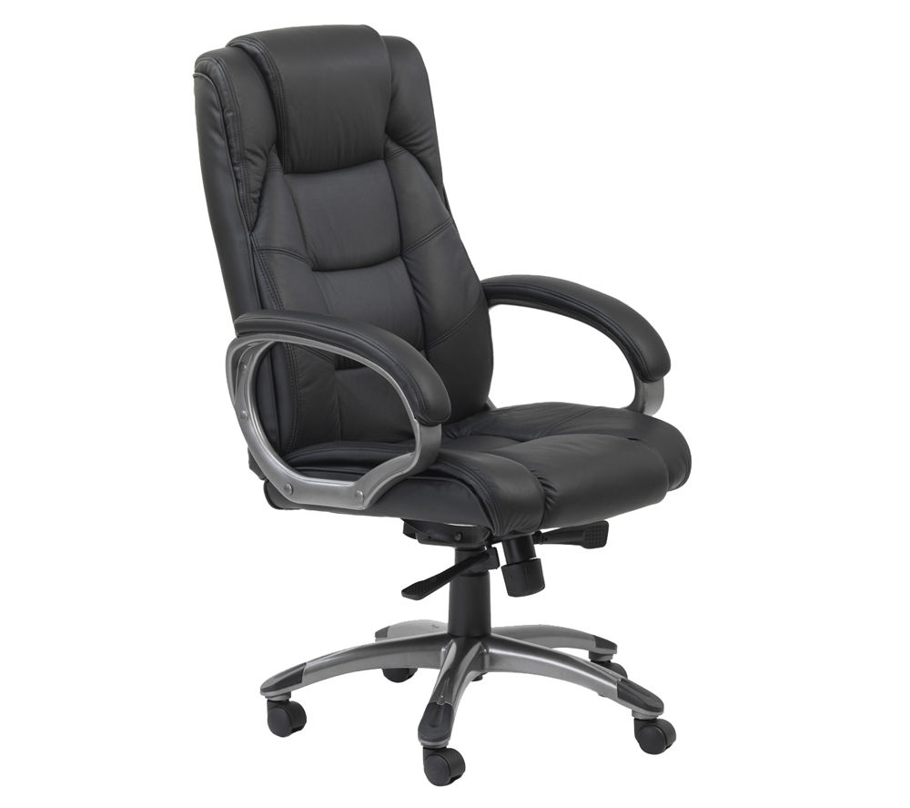 ALPHASON Northland Leather Tilting Executive Chair Review thumbnail