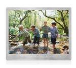 "SANDSTROM S10DPF13 10"" Digital Photo Frame - Silver"