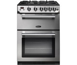Professional 60 Gas Cooker - Stainless Steel