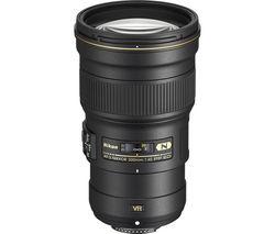 NIKON AF-S NIKKOR 300 mm f/4E PF ED VR Telephoto Prime Lens