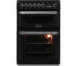 HOTPOINT CH60EKK Electric Ceramic Cooker - Black Best Price, Cheapest Prices