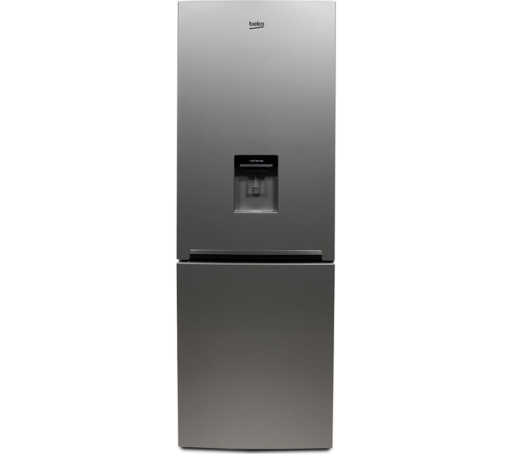 BEKO Select CXFG1685DS 60/40 Fridge Freezer - Silver