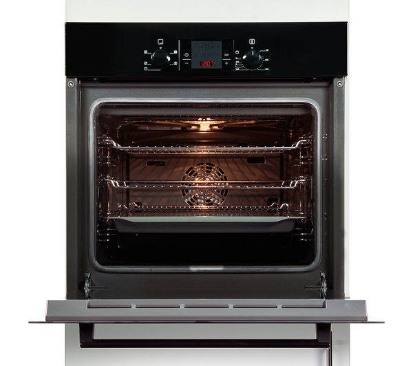 Buy Bosch Serie 6 Hba13b160b Electric Oven Black Free