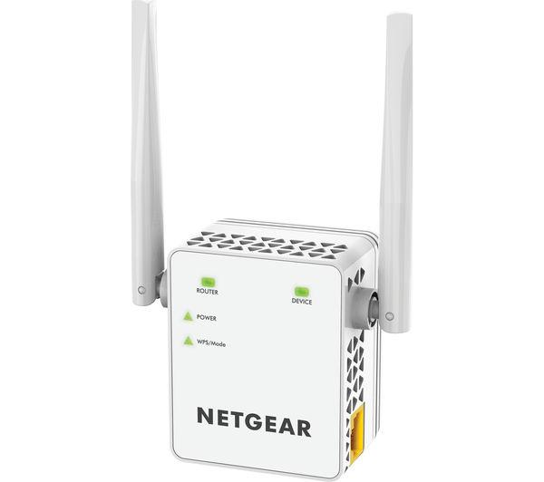 NETGEAR EX6000 Range Extender Descargar Controlador