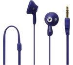 LOGIK Gelly LGELPUR16 Headphones – Purple