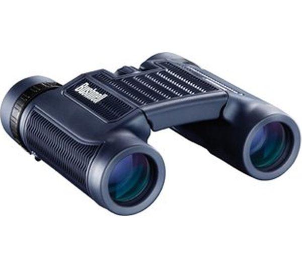 Image of BUSHNELL BN138005 8 x 25 mm Roof Prism Binoculars - Graphite