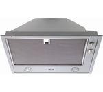 MIELE DA2050 Canopy Cooker Hood - Stainless Steel