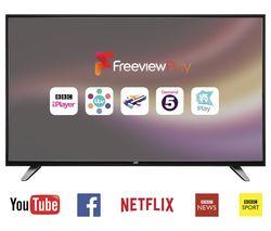 """JVC LT-55C760 55"""" Smart LCD TV"""