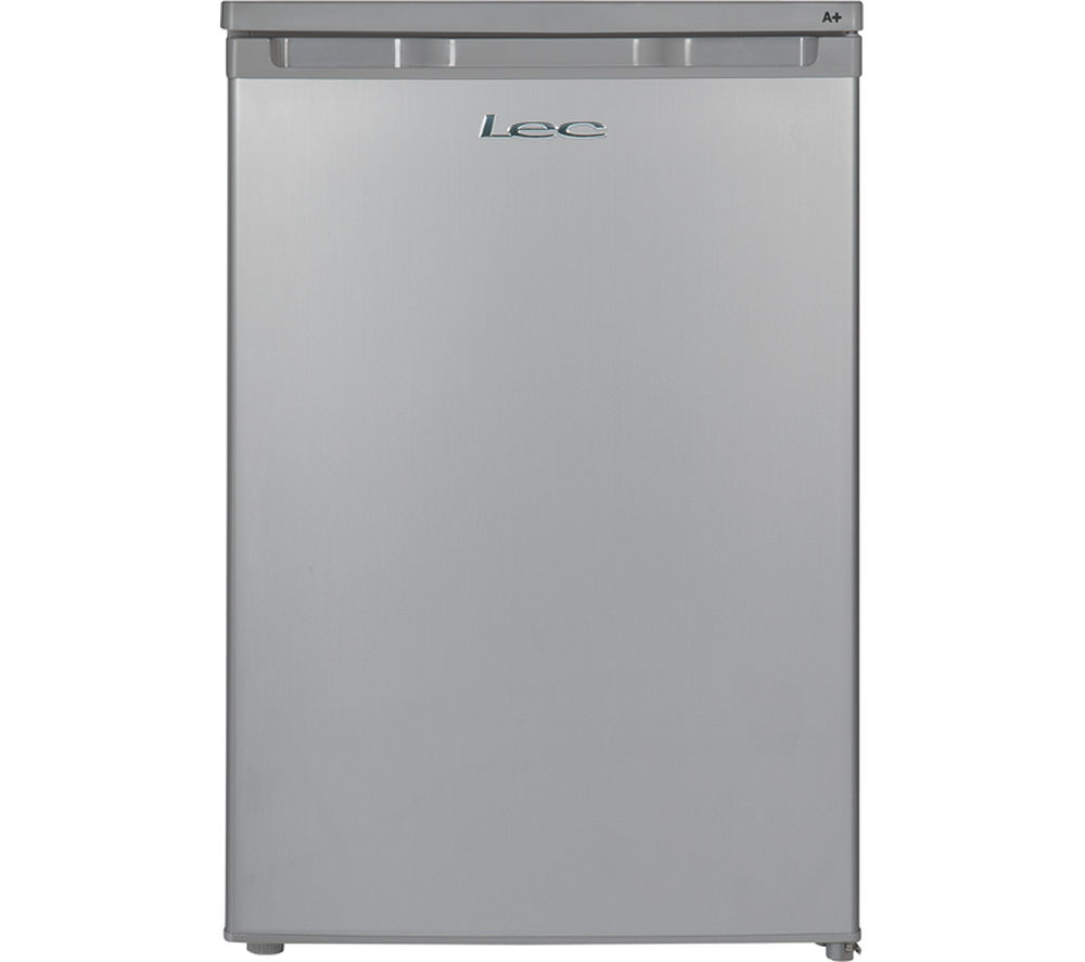 LEC R5511S Undercounter Fridge - Silver