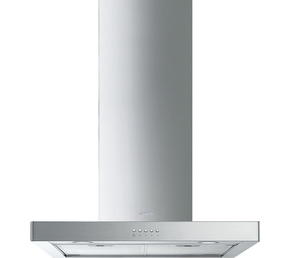 SMEG KS60XE-2 Chimney Cooker Hood - Stainless Steel