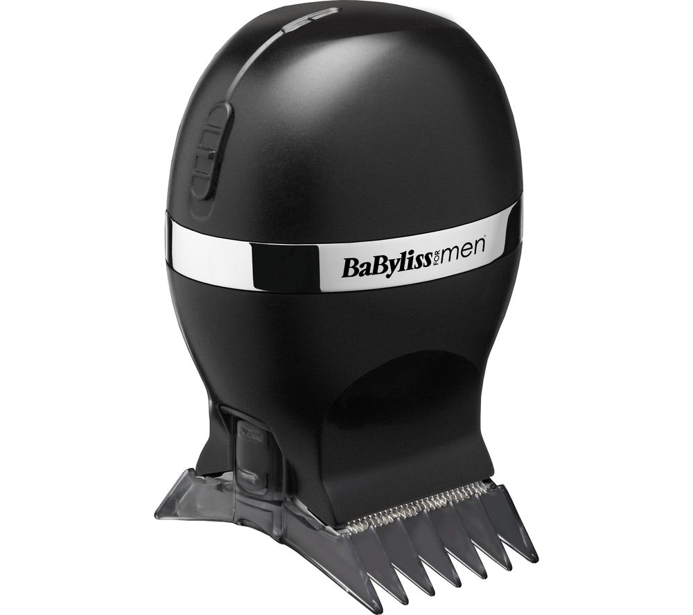BABYLISS for Men 7575U Smooth Glide Hair Clipper - Black