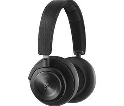 B&O H9 BO1643626 Wireless Bluetooth Noise-Cancelling Headphones - Black