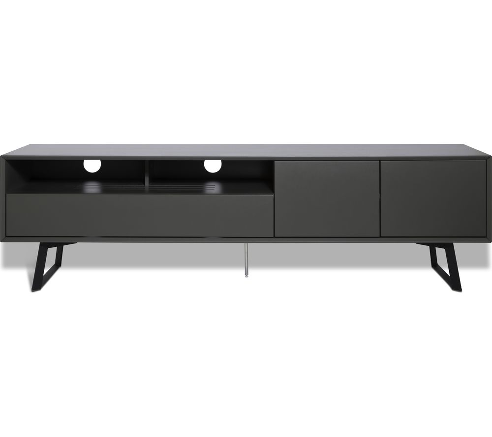 ALPHASON Carbon 2000 TV Stand - Grey, Grey