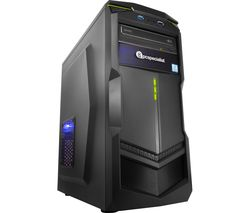PC SPECIALIST Vortex Core II Gaming PC