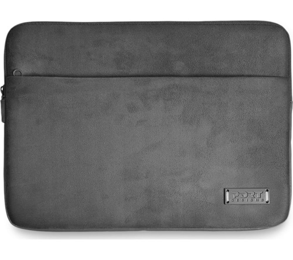 "PORT DESIGNS Milano 15.6"" Laptop Sleeve - Grey"