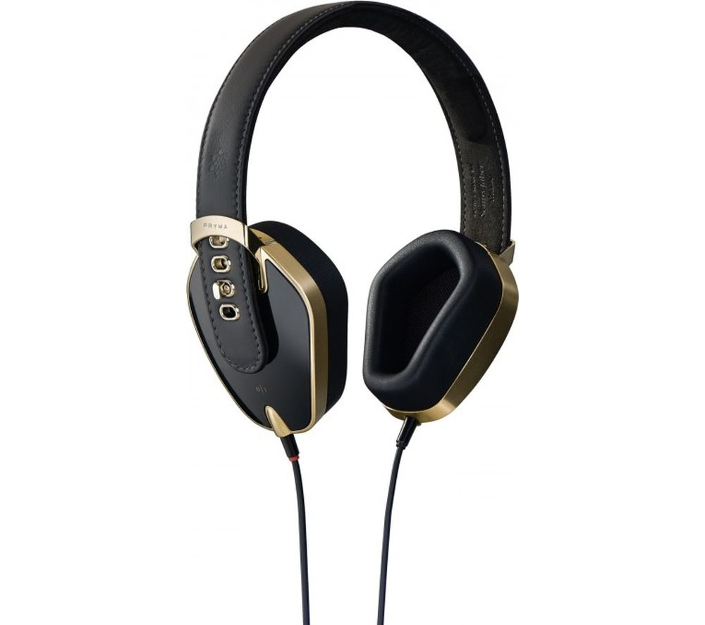 PRYMA HDP0103FIN Headphones - Heavy Gold