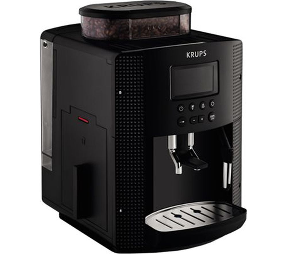 buy krups espresseria ea8150 bean to cup coffee machine. Black Bedroom Furniture Sets. Home Design Ideas