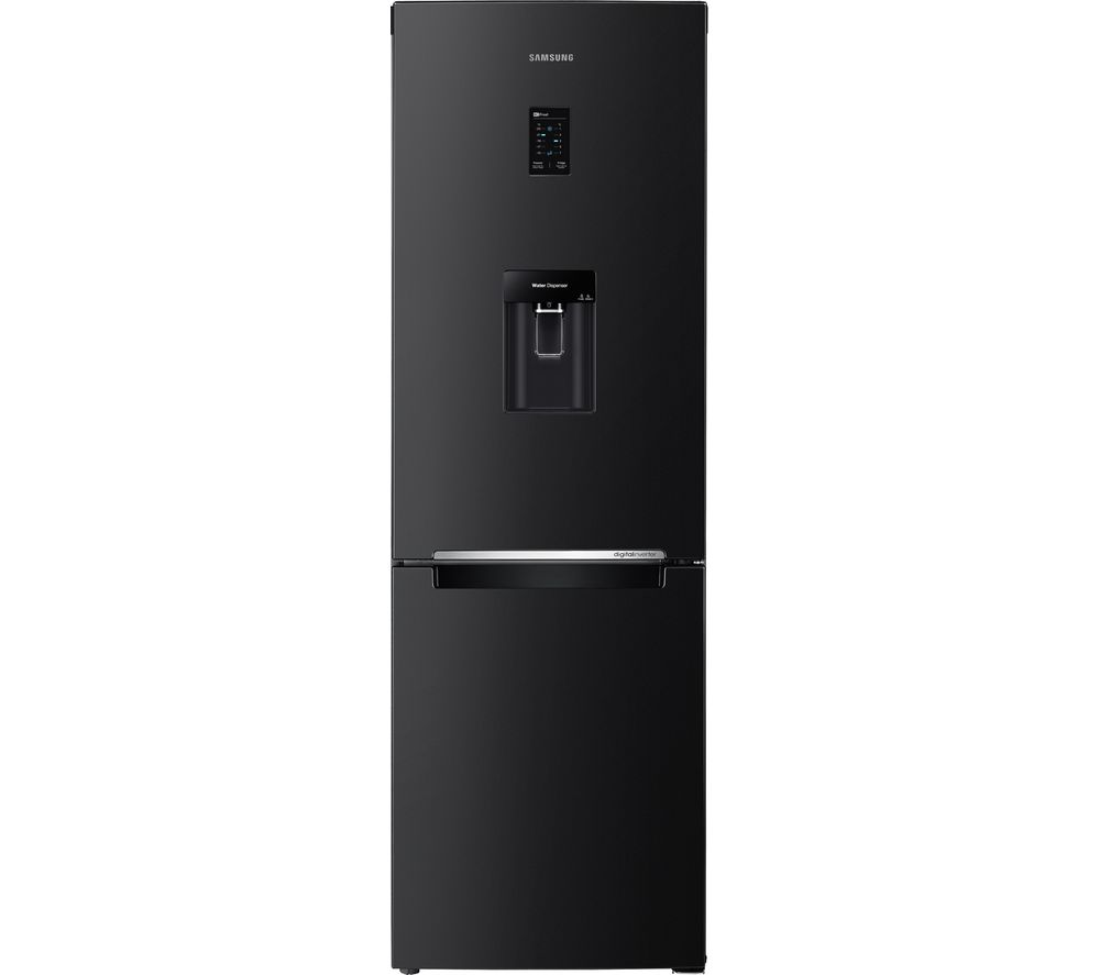 buy samsung rb31fdrndbc eu 68 32 fridge freezer black. Black Bedroom Furniture Sets. Home Design Ideas