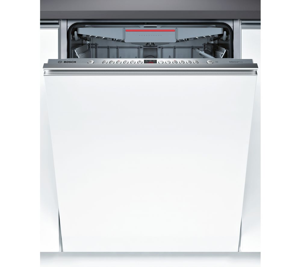 BOSCH Serie 4 SBE46MX00G Full-size Integrated Dishwasher