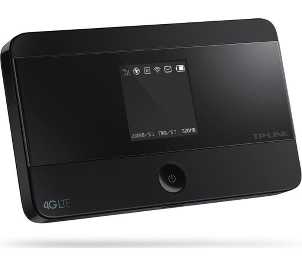 buy tp link m7350 mobile wifi free delivery currys. Black Bedroom Furniture Sets. Home Design Ideas