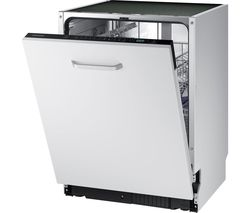 Series 6 DW60M6040BB/EU Full-size Integrated Dishwasher