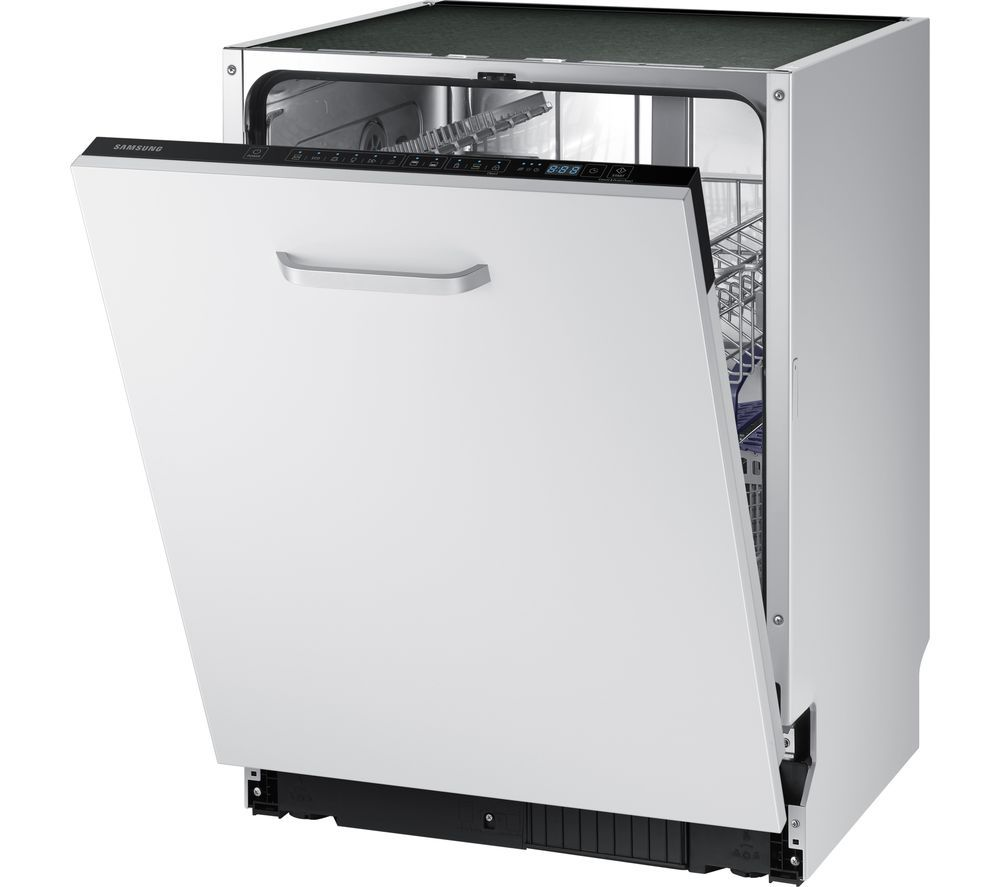 SAMSUNG DW60M6040BB/EU Full-size Integrated Dishwasher