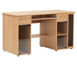 ALPHASON San Jose AW12007 Desk - Beech