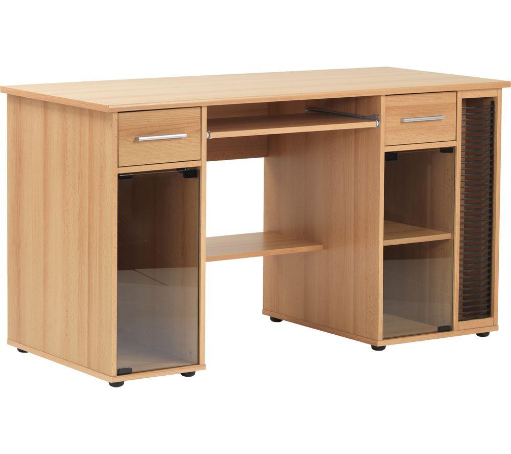 Buy ALPHASON San Jose AW12007 Desk - Beech