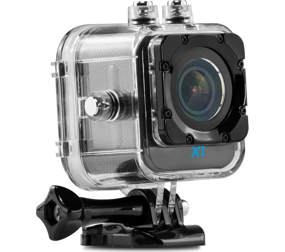 KAISER BAAS X1 Action Camera - Black