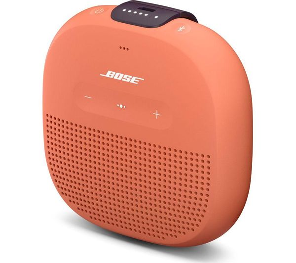 BOSE Soundlink Micro Portable Bluetooth Speaker - Orange