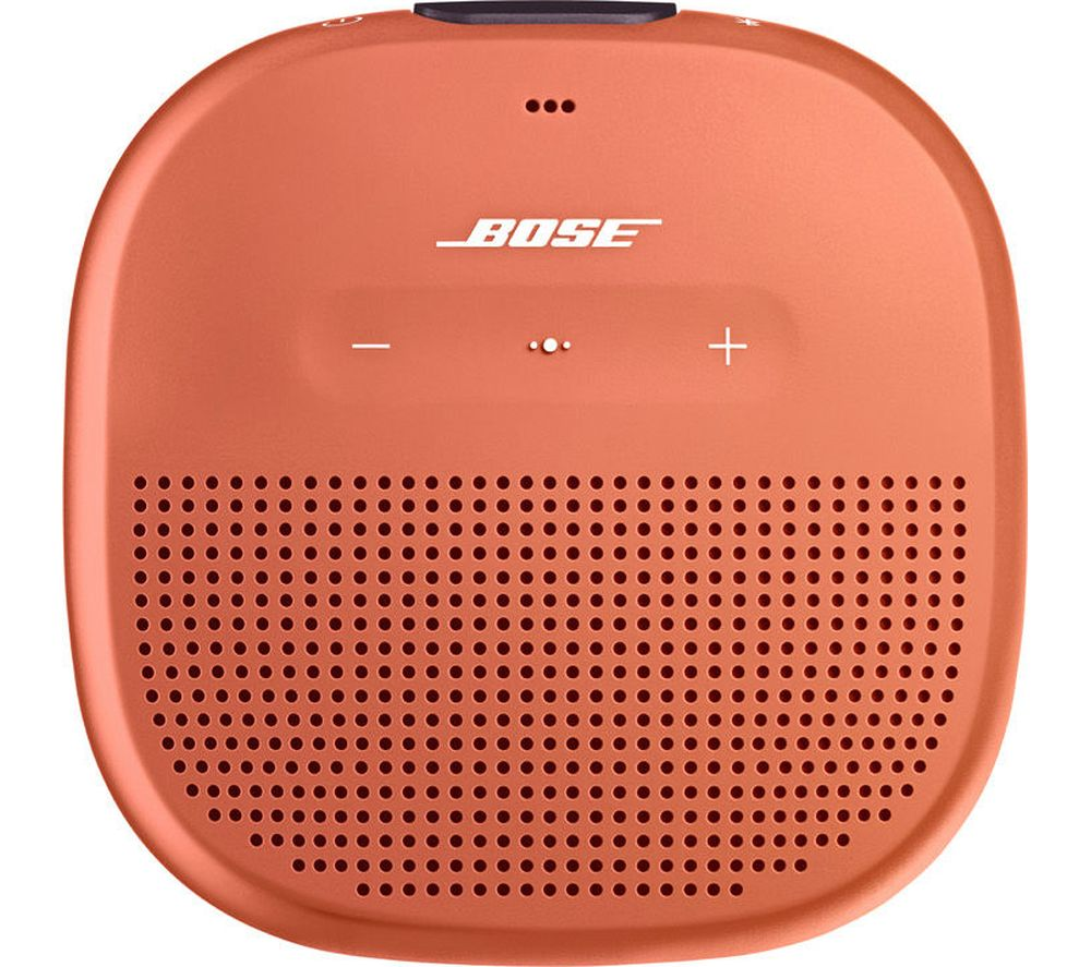 Image of BOSE Soundlink Micro Portable Bluetooth Speaker - Orange, Orange
