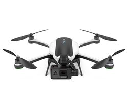 GOPRO Karma Drone with HERO6 Black & Controller - Black