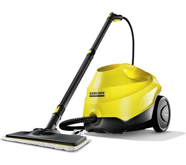 buy karcher sc3 easyfix steam cleaner yellow free