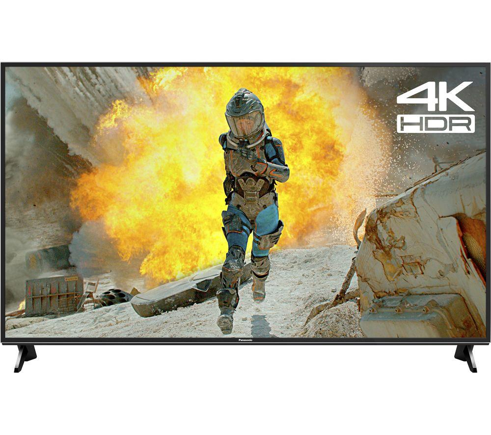 "PANASONIC TX-55FX600B 55"" Smart 4K Ultra HD HDR LED TV"